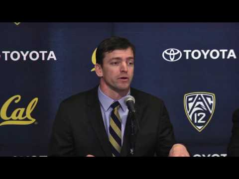 Cal Football: Justin Wilcox Introduction