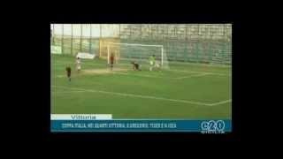 preview picture of video '24/10/2012 Vittoria-Modica 1-0 coppa italia'