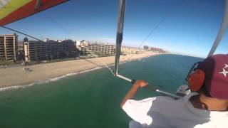 preview picture of video 'Avion Ultraligero Sobre Puerto Penasco. Marli Jimenez'