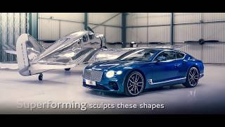 YouTube Video rusnl4x0kPU for Product Bentley Continental GT (3rd Gen) Coupe & Convertible by Company Bentley Motors in Industry Cars