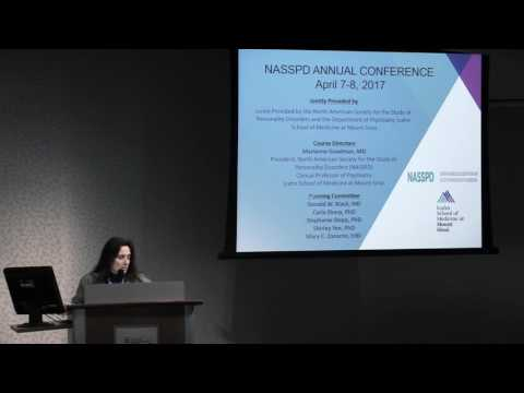 NASSPD Annual Conference 2017 Marianne Goodman, M d Nasspd 2017 Opening Remarks