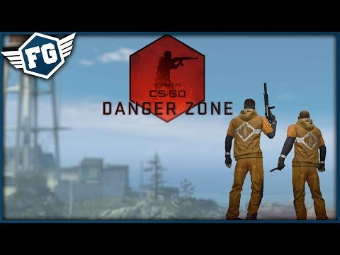 BATTLE ROYALE V CS:GO - Danger Zone