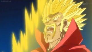 Mr. Satan  - (Dragon Ball) - Dragon Ball Super Satan Vs Beerus
