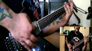 Damageplan - Save Me guitar cover - by ( Kenny Giron ) kG