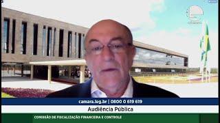 FISCALIZAÇÃO FINANCEIRA - Audiência Pública - Ministro Aroldo Cedraz - TCU - 5G - 21/09/2021 17:00