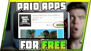 HOW TO GET PAID APPS FOR FREE ON ANDROID 2019 (NO ROOT) | GET FREE ANDROID GAMES