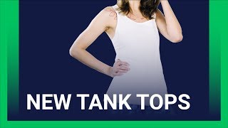 Womens And Mens Tank Tops And V-neck [Printify Product Review]
