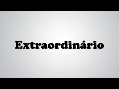 Extraordinário - Raquel J. Palacio