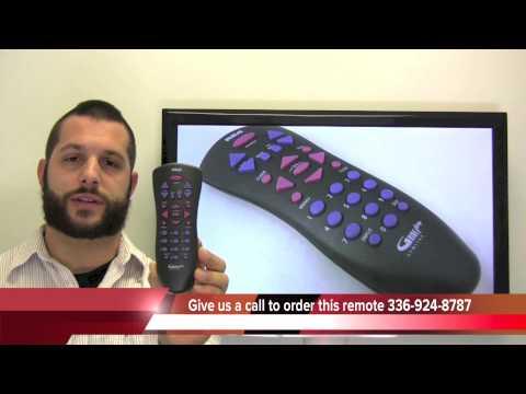 RCA CRK17TA1 TV Remote Control