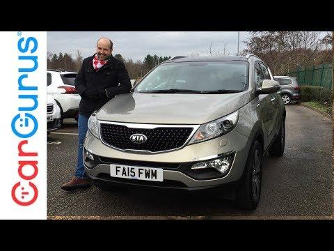 Kia Sportage Used Car Review | CarGurus UK