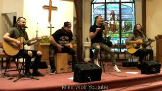 Disciple Acoustic (Dive)@ Somerset PA  09 30 2018 This Was Recorded At Grace United Church