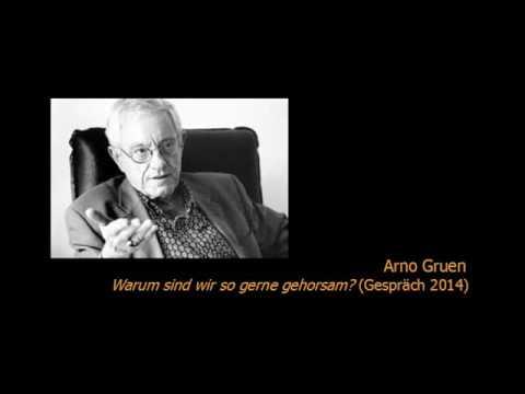 Arno Gruen: Warum sind wir so gerne gehorsam? | Jens Wernicke