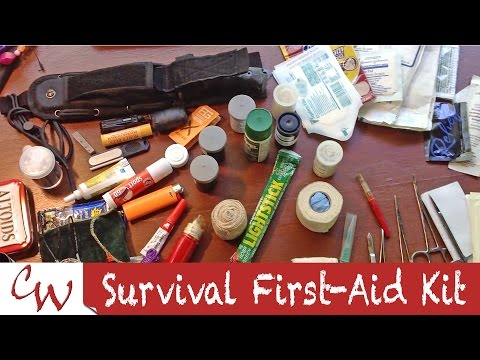 Comprehensive First Aid, Survival, & Essentials Kit