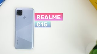 realme C15 Full Review: A New Entry Level King?