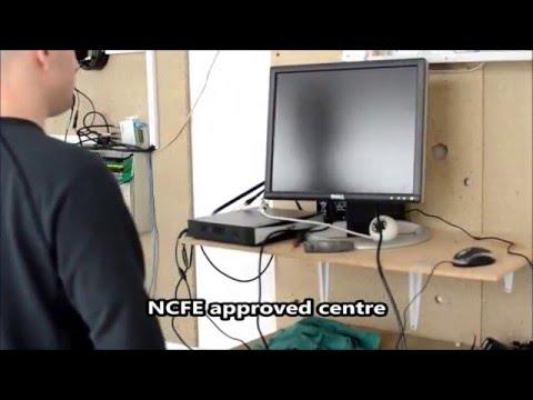 CCTV Installation Training - YouTube