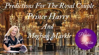Psychic Predictions: The Royal Wedding Chart, Meghan Markle