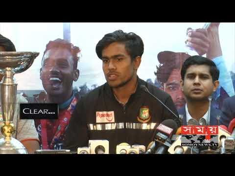 কোন কিছু পাওয়ার আশায় খেলেনি ইয়াং টাইগাররা    Bangladesh U 19 Cricket Team   Sports News