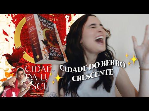 CASA DE TERRA E SANGUE (CIDADE DA LUA CRESCENTE #1), de Sarah J. Maas | booktalk com a Ana