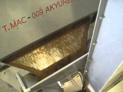 Pulses processing machinery
