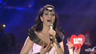 Natalia Oreiro   Супердискотека 90 х, Moscow 09.04.2016 (Live HD 1080)