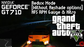 NFS gauge - RPM Gear Speedometer & Timer - GTA5-Mods com