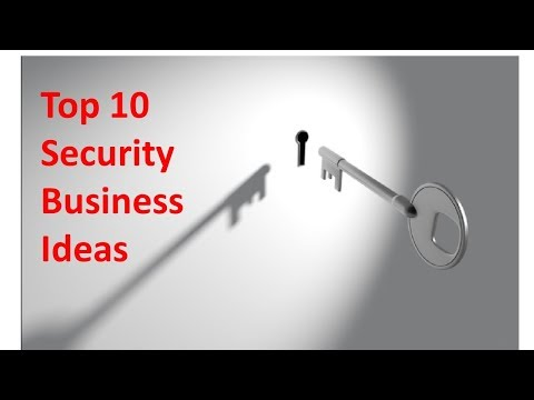 , title : 'Top 10 Security Business Ideas For 2018