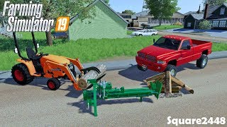 Lawn Care | Kubota Tractor With 84 Inch Deck | Ford F250