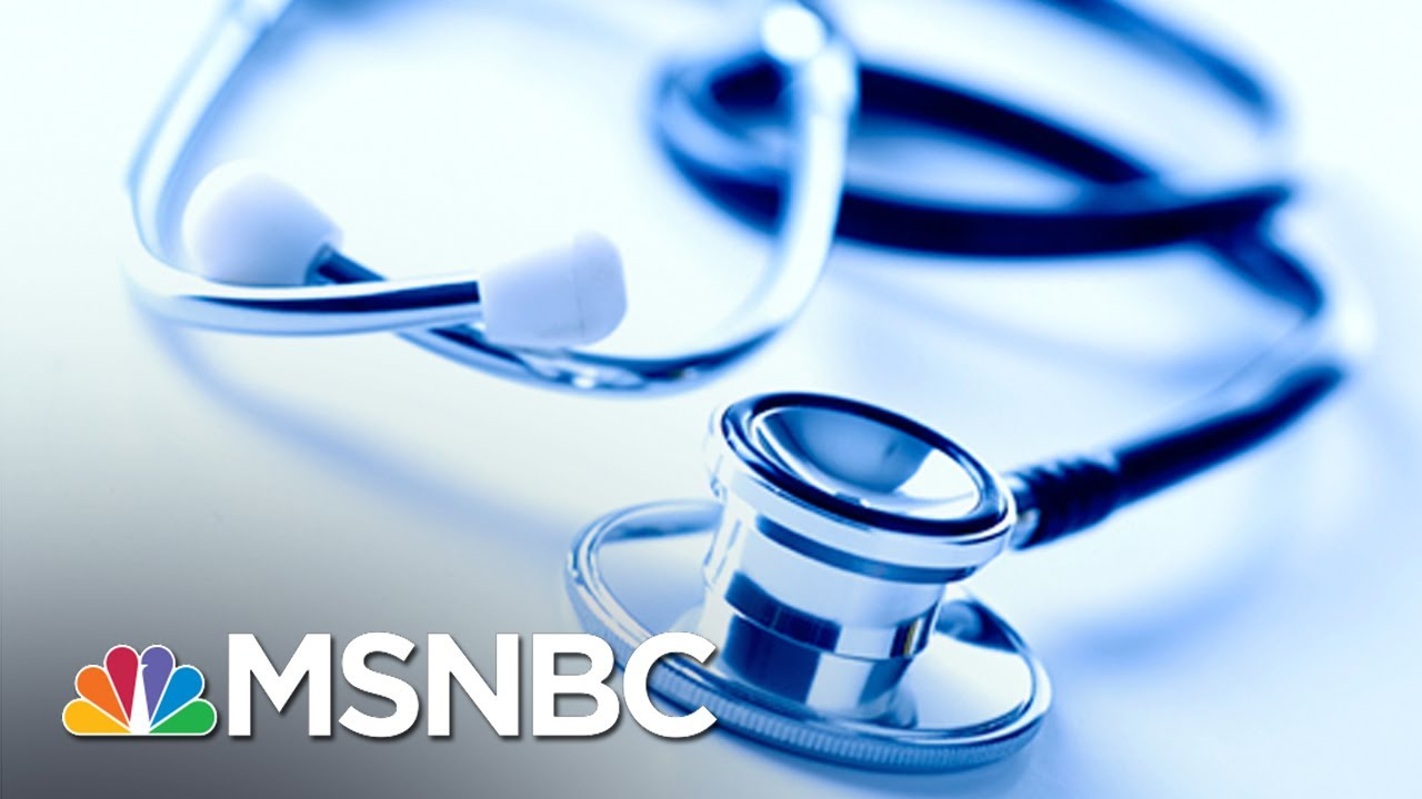 GOP Threat To Medicaid Threatens Liberty Of Millions Of Americans | Rachel Maddow | MSNBC thumbnail