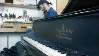 Une famille, des pianos...