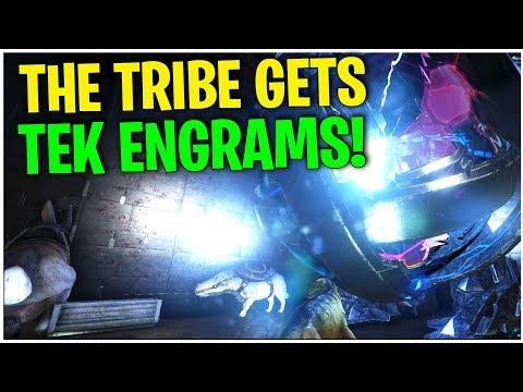 Great News: EASY Way to Unlock Tek Tier Engrams Generator