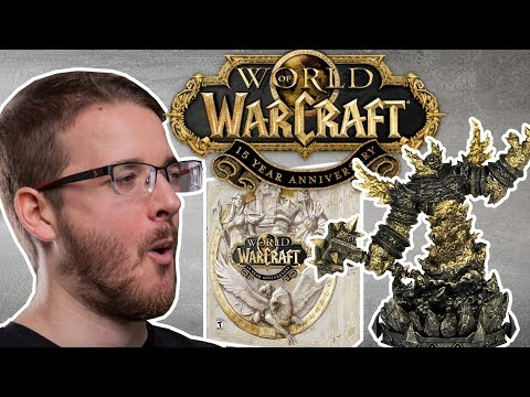 Unboxing | World of Warcraft 15th Anniversary Collector's Edition