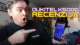 Oukitel K5000 recenzija – izdržljiva baterija od 5000 mAh, 18:9 ekran, odličan za gaming i filmove