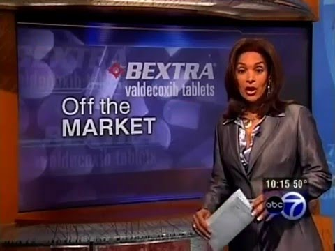 Bextra Lawsuit - ABC 7 News - April 07, 2005 Video Image