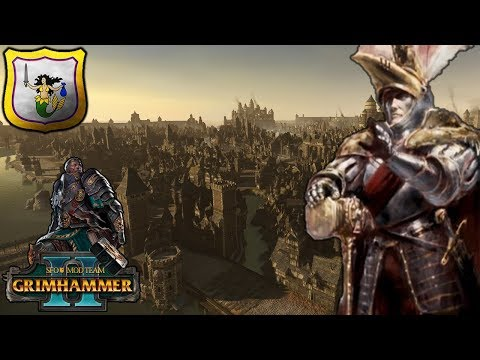 SIEGE OF MARIENBURG, LAST ALLIANCE OF ELVES AND MEN - SFO Grimhammer - Total War Warhammer 2