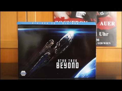 STAR TREK BEYOND (DT Blu-ray 3D Limited Edition) / Zockis Sammelsurium Nr. 346
