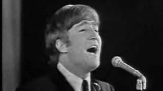 "John Lennon:""...just rattle your jewelry"" + Twist and shout"