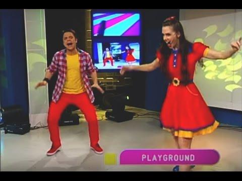 Playground video Juguemos a jugar - Estudio CM 2015