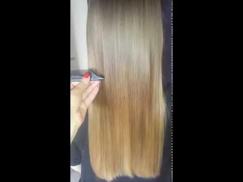 Maska do włosów z utratą oleju rycynowego i witamin