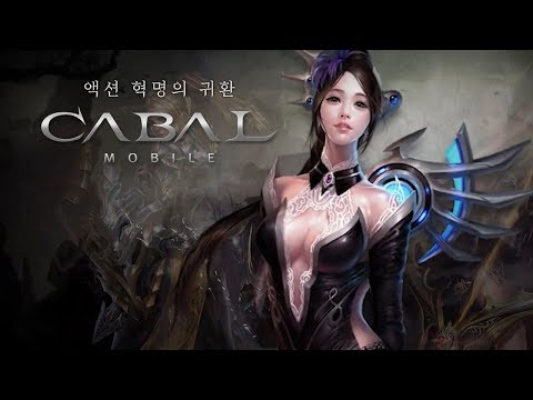 First Mobile MMO Based on the Cabal IP Announced