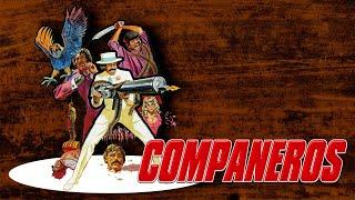 COMPANEROS (1971) [Western] | ganzer Film (deutsch) ᴴᴰ