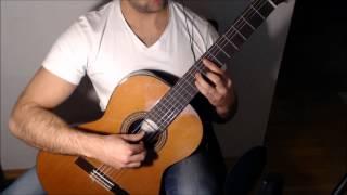 Zelda's Lullaby - The Legend of Zelda: Ocarina of Time on Guitar