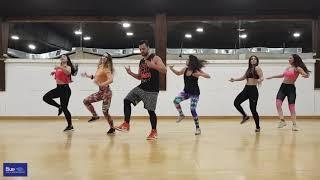 Soltera Remix   Lunay, Daddy Yankee & Bad Bunny  ZUMBA
