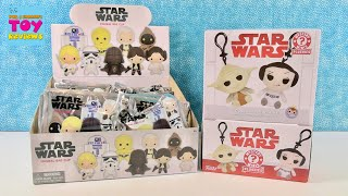 Star Wars Funko Mystery Minis Plushies & Figural Bag Clip Unboxing | PSToyReviews