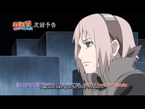 Naruto Shippuden - Episode 421 Preview The Sage Of Six Path Trailer English Sub