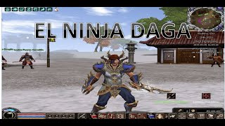 (El Ninja Daga) Metin2 Guabina