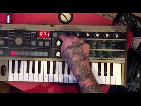 FM Bells - MicroKorg Patch - смотреть онлайн на Hah Life