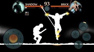 Shadow Fight 3 | Shadow Fight 2 - Рысь,Отшельник,Мясник,Оса,Вдова,Сегун,Врата Теней,Титан!