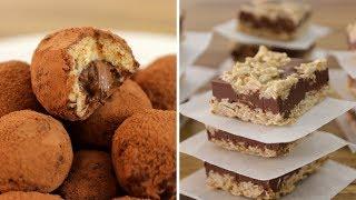 3 Easy No-Bake Desserts