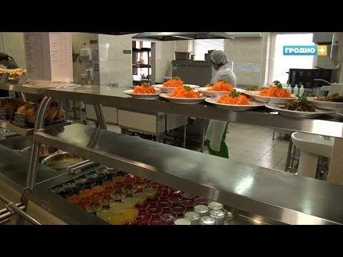Столовая предприятия «Белоруснефть-Гроднооблнефтепродукт» своим ароматом собрала всех в округе