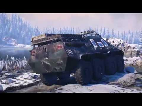 Видео № 2 из игры SnowRunner [PS4]